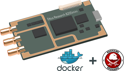 Docker-REDHAWK USRP Demo - Geon Technologies, LLC