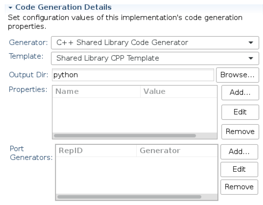 How To: Python Egg as a REDHAWK Shared Library - Geon